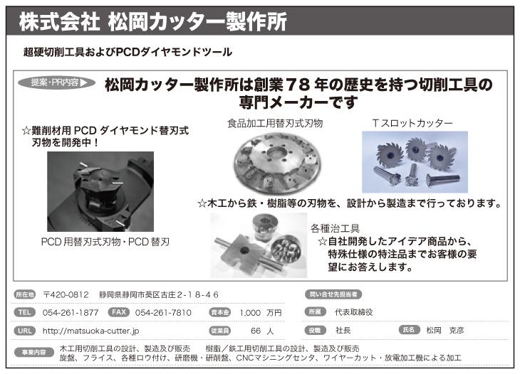 (株)松岡カッター製作所